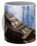 Barcelona's Marvelous Architecture - Avenue Diagonal Facade Coffee Mug