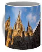 Barcelona's Marvelous Architecture - Cathedral Of The Holy Cross And Saint Eulalia Coffee Mug