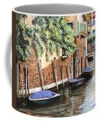 Barche A Venezia Coffee Mug