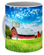 Bardstown Kentucky Coffee Mug by Darren Fisher