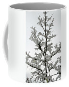 Bare Branches With Snow Coffee Mug