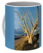 Bare Tree On The Spit Coffee Mug