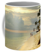 Barefoot On The Beach Coffee Mug