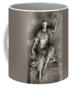 Bargello Sculpture Coffee Mug