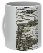 Bark Of Paper Birch Coffee Mug
