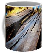 Bark Texture Coffee Mug