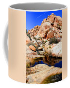 Barker Dam Big Horn Dam By Diana Sainz Coffee Mug