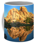 Barker Dam Pond Reflections Coffee Mug
