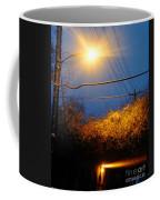 Barksdale Blue And Yellow  Coffee Mug