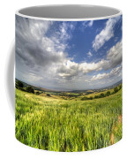 Barley View  Coffee Mug