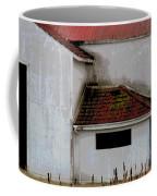 Barn - Geometry - Red Roof Coffee Mug