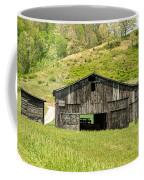 Barn - Tire Center Coffee Mug
