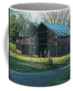 Barn 1 - Featured In Old Building And Ruins Group Coffee Mug