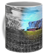 Barn 23 - Featured In Comfortable Art  And Artists Of Western Ny Groups Coffee Mug