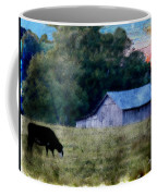 Barn 30 Pastel Coffee Mug
