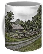 Barn And Corral Coffee Mug