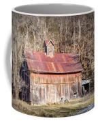 Barn By The Bluffs Coffee Mug by Cricket Hackmann