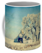 Winter Time Blues Coffee Mug