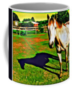 Barn Horse Coffee Mug