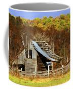 Barn In Fall Coffee Mug