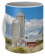 Barn In The Clouds Coffee Mug