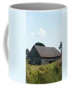 Barn In The Grass Coffee Mug
