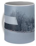 Barn In The Long Wait Coffee Mug