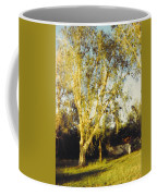 Barn Landscape Coffee Mug