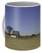 Barn Moon Cattle Coffee Mug