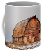 Barn On The Hill Coffee Mug