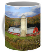 Barn On The River Rd. Coffee Mug
