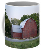Barn On The Road Coffee Mug