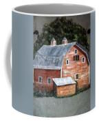 Barn On Va Creeper Trail Coffee Mug