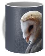 Barn Owl Painterly Coffee Mug