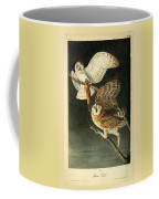 Barn Owls Coffee Mug