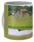 Barn Reflection Coffee Mug