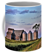 Barn Silos Coffee Mug