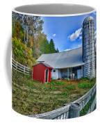 Barn - The Old Horse Coffee Mug