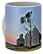 Barn Tree Coffee Mug