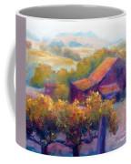 Barn Vineyard Coffee Mug