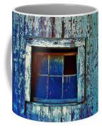 Barn Window 1 Coffee Mug