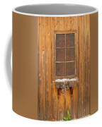 Barn Window 3348 Coffee Mug