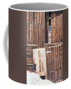 Barn Wood Coffee Mug