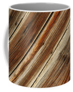 Barn Wood Detail Coffee Mug