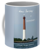 Barnegat Lighthouse Nj - Old Barney Coffee Mug