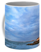 Barnegat Lighthouse Coffee Mug by Olivier Le Queinec