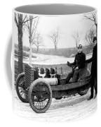 Barney Oldfield And Henry Ford Coffee Mug