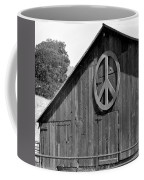 Barns For Peace Coffee Mug