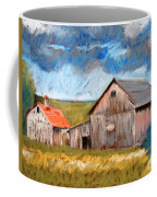Barns On Maple Street Coffee Mug