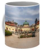 Baroque Landmark - Buchlovice Castle Coffee Mug